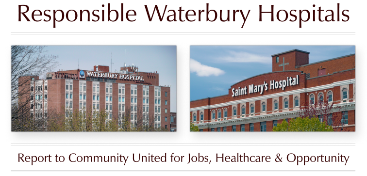 photos of Waterbury hospitals